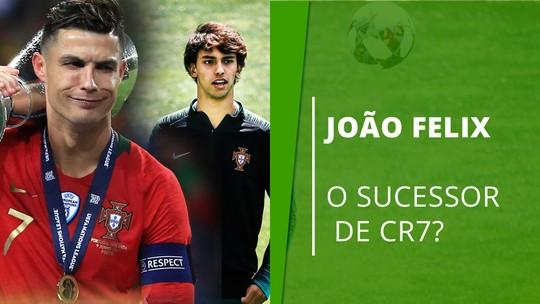 Sucessor de CR7 ou só mais uma promessa? Conheça João Félix, a quarta maior transação da história do futebol