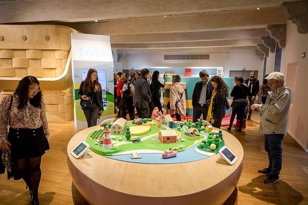 Museu na França incentiva visitantes a provarem delícias gastronômicas (Foto: Divulgação)