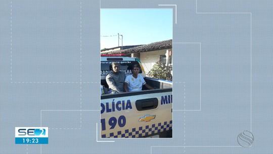 Dois suspeitos de sequestrar professora são presos no município Lagarto