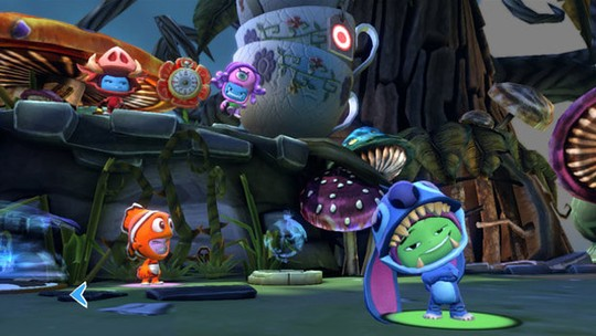 Kinect Disneyland Adventures   Jogos   Download   TechTudo