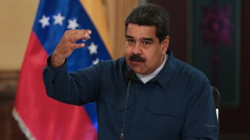 Maduro anunciou o reajuste da gasolina na segunda, um tema quase tabu na política venezuelana (Foto: EPA)