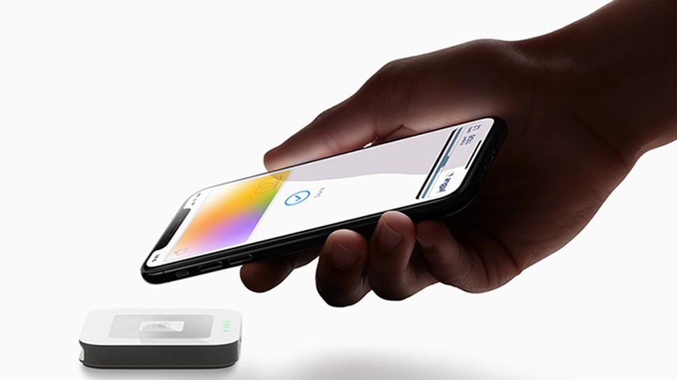 Apple Card é cartão digital sem taxas da Apple — Foto: Divulgação/Apple