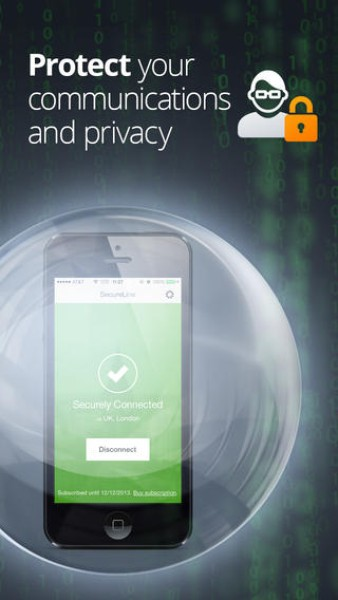 vpn de secureline avast desconectado
