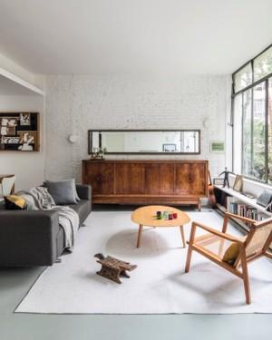 Apartamento em São Paulo reformado por Andrea Castanheira. Energia renovada (Foto: Maíra Acayaba / Editora Globo)