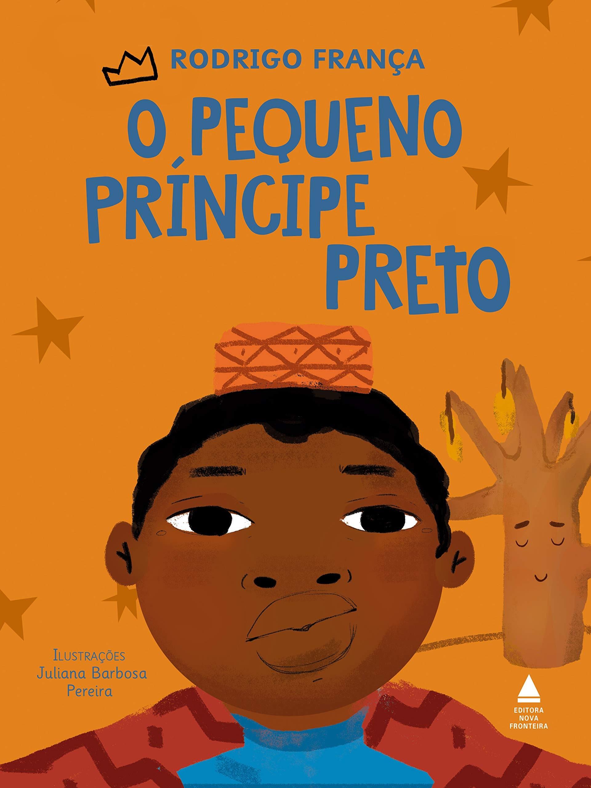 """""""O Pequeno Príncipe Preto"""": livro com 30% de desconto para assinante O GLOBO"""