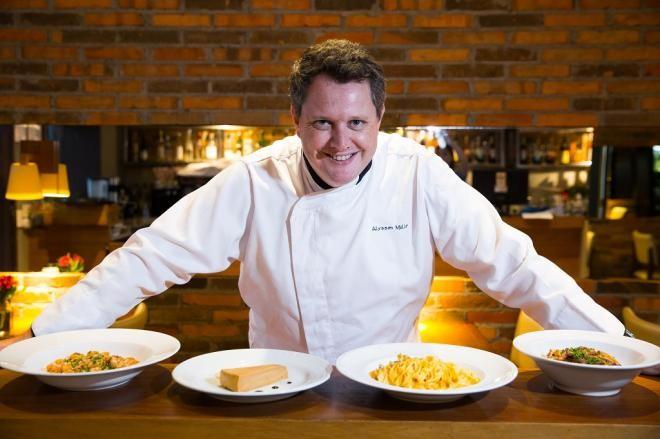 Chef Alysson Müller (Foto: divulgação)