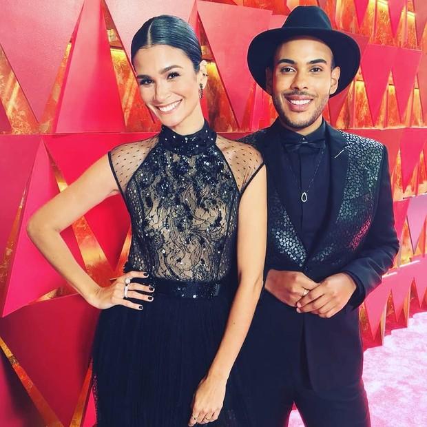 Carol Ribeiro e Hugo Gloss (Foto: Reprodução/ Instagram)