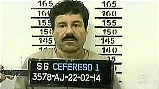Arma com diamantes, fuga pelado, suborno a presidentes: dez histórias relatadas no julgamento de 'El Chapo'