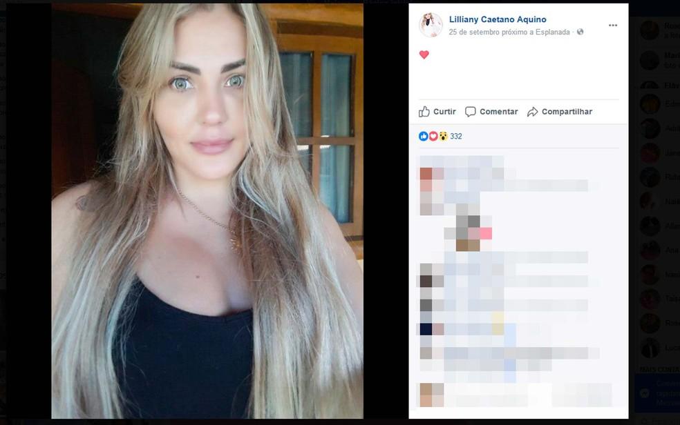 Médica é encontrada morta em pousada no sudoeste da Bahia (Foto: Reprodução/Facebook)