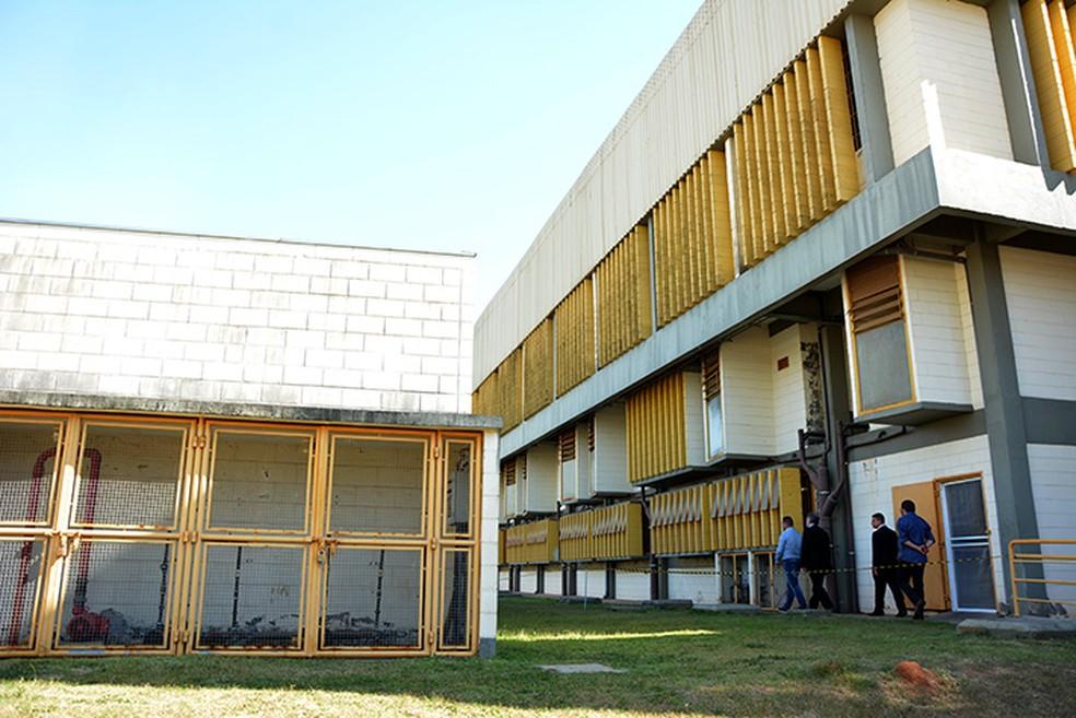 Fundação Casa de Taubaté tem 62 adolescentes internados (Foto: Fundação Casa/Divulgação)