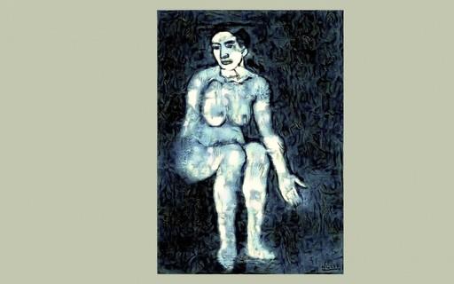 Algoritmo revela obra inédita do pintor Pablo Picasso