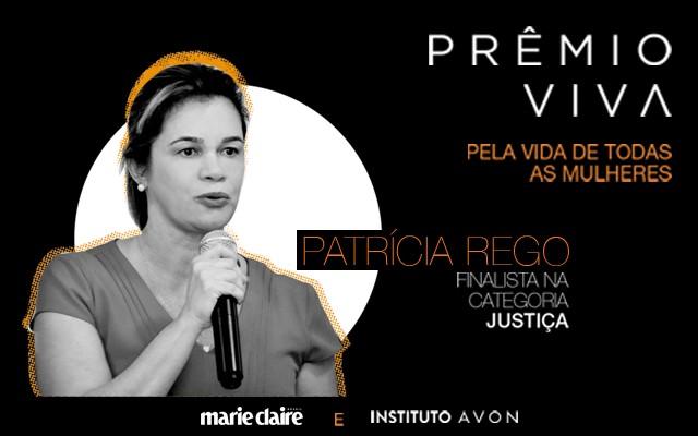 Patrícia Rego  (Foto: Silvana Martins)