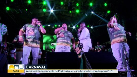 Mocidade escolhe samba composto por Sandra de Sá para o carnaval 2020; veja a letra