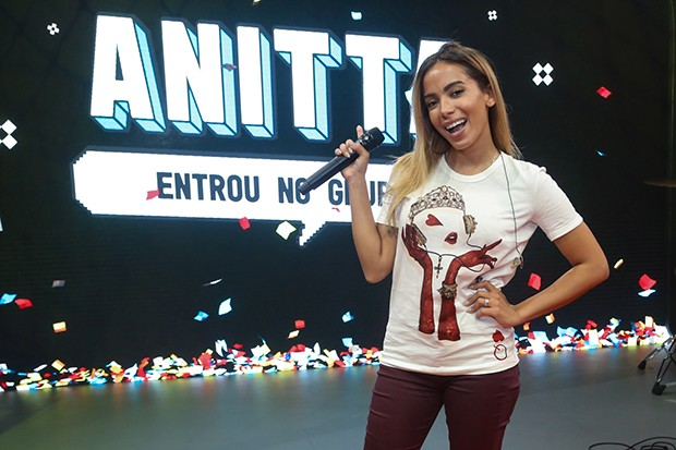 Anitta (Foto: Roberto Filho/ Brazil News)