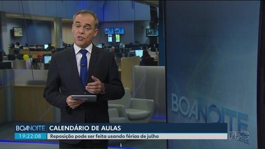 Secretaria de Educação do Paraná e sindicato dos professores fecham acordo para reposição de aulas após greve