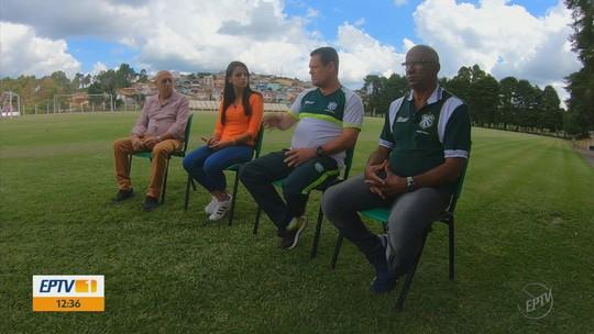 Resenha: Ito Roque, técnico da Caldense, explica planejamento para o Mineiro 2019