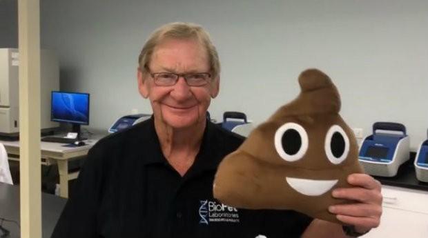Tom Boyd, fundador da PoopPrints (Foto: Divulgação)