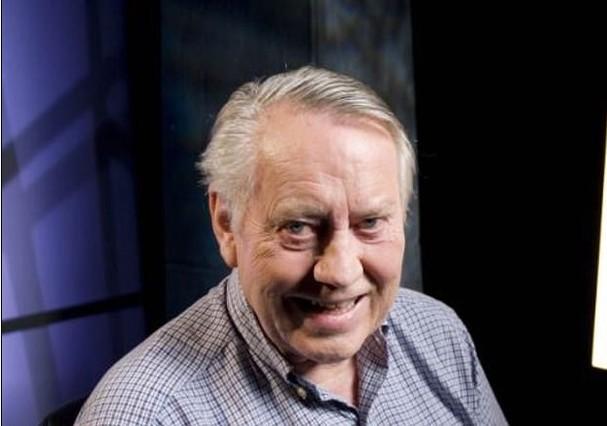 Chuck Feeney doa fortuna para caridade (Foto: Reprodução )