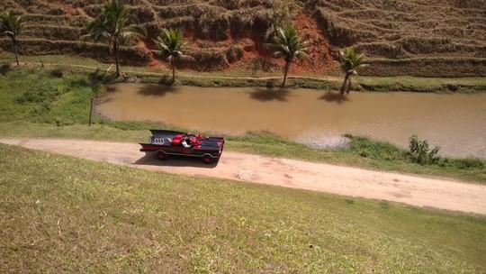 'Revista' passeia em carros incríveis no Sul do Estado do Rio