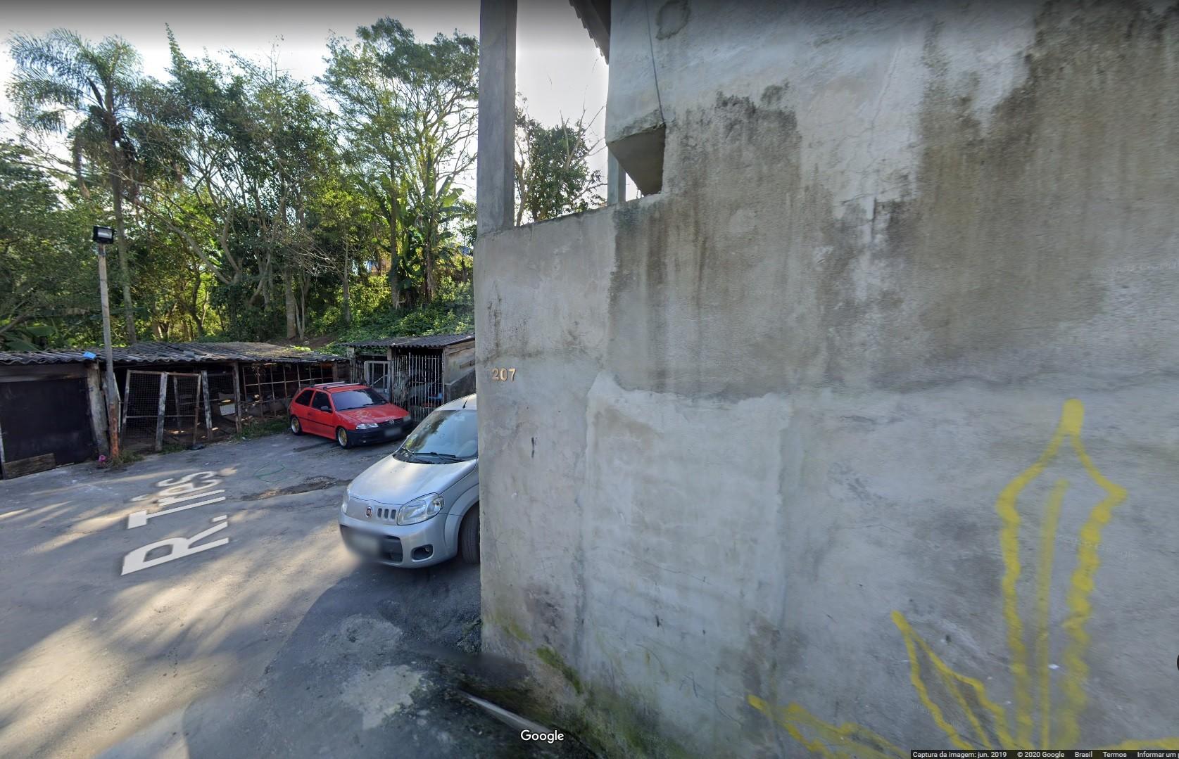 Homem mata a mãe ao incendiar casa em que viviam na Zona Sul de SP