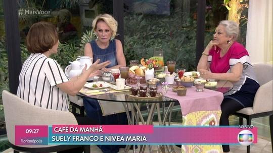 Quem vai ficar com Antero em 'A Dona do Pedaço'? Ana Maria debate novela com Nívea Maria e Suely Franco