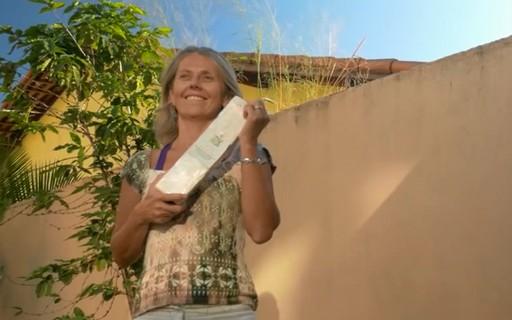 Dona de casa produz detergente ecológico caseiro, ganha prêmio e conquista comunidade