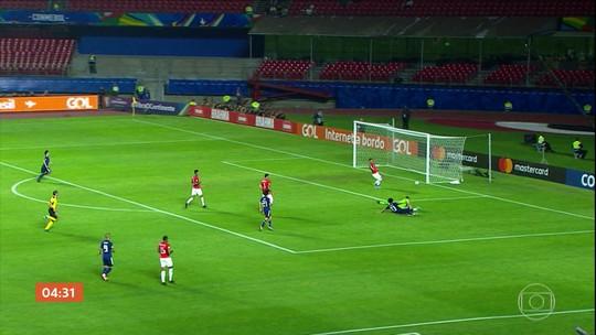 Chile vence o Japão por 4 a 0 pela Copa América