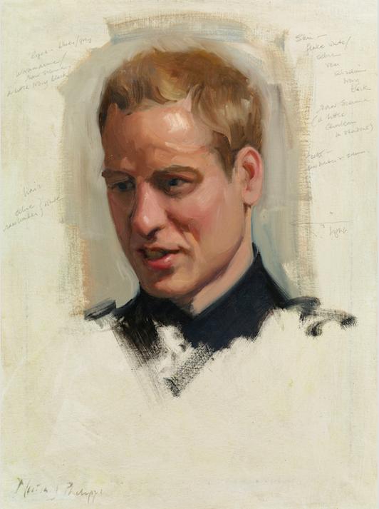 Príncipe William (Foto: Royal Collection Trust)