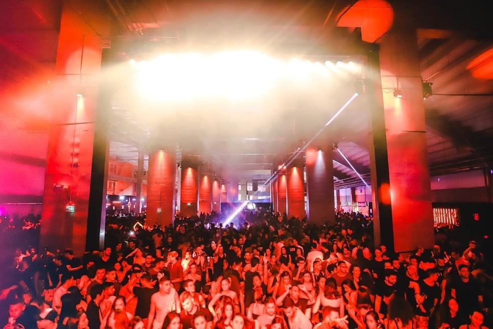 Festival Pavilhão Luz, em Brasília — Foto: Pavilhão Luz/Divulgação