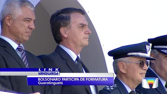 Bolsonaro visita cidades do Vale do Paraíba nesta sexta-feira