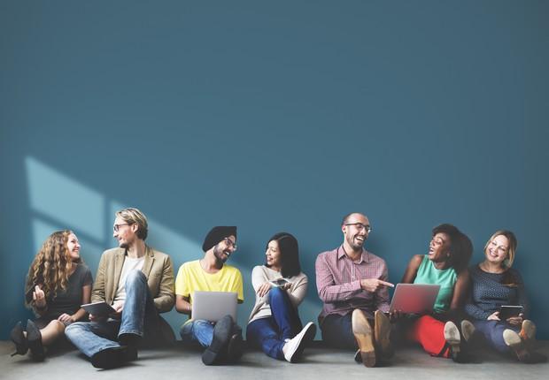 Geração Millenial (Foto: Thinkstock)