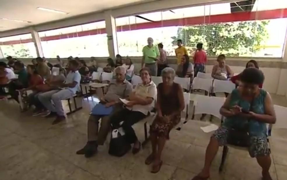 Médicos residentes da Santa Casa voltam ao trabalho (Foto: Reprodução/TV Anhanguera)