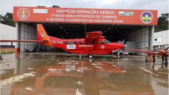 Foto: (Corpo de Bombeiros de Rondônia)