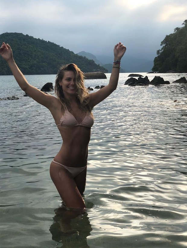 Carolina Dieckmann (Foto: Reprodução/Instagram)