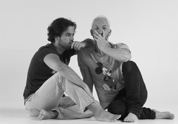 Brunno Rangel e Marcelo Feitosa (Foto: Brunno Rangel/Divulgação)
