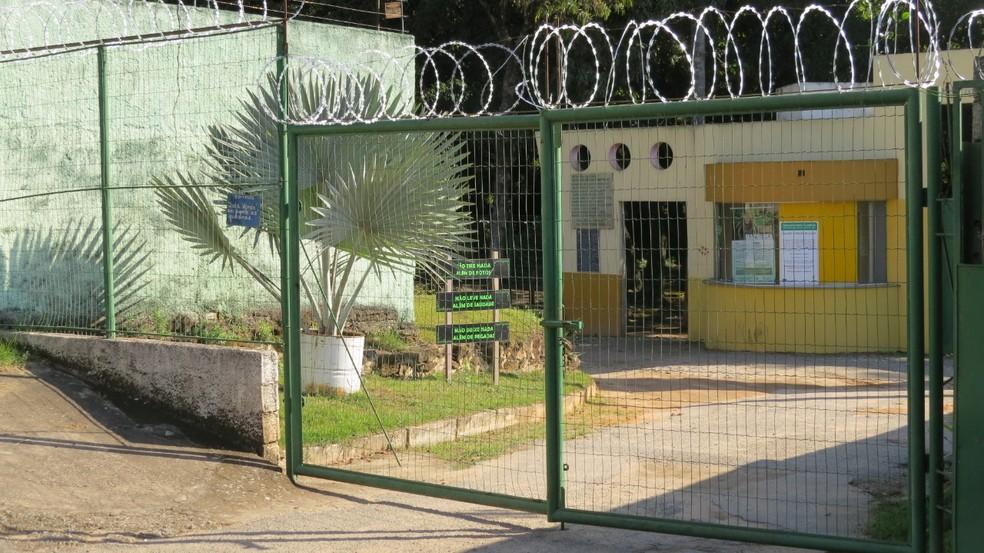 Parque da Ilha foi interditado após carrapatos serem encontrados no local  — Foto: Prefeitura de Divinópolis/ Divulgação