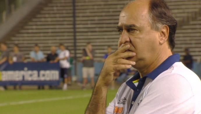 Marcelo Oliveira elogia equipe, mas aponta erros contra o América-MEX