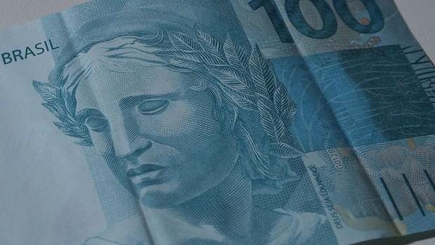 Nota de 100 reais (Foto: Marcello Casal Jr./Agência Brasil)