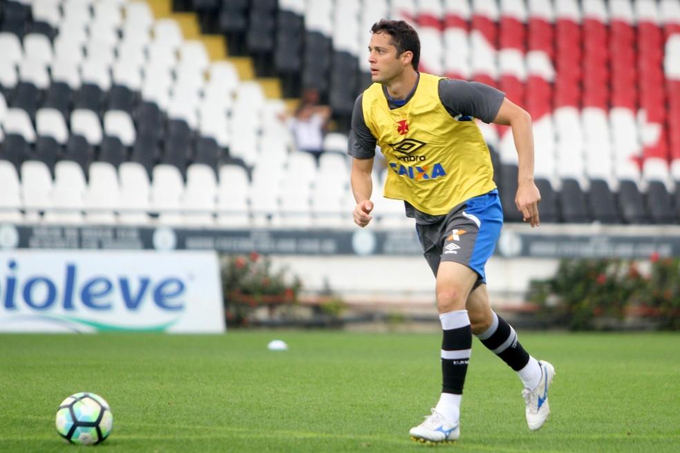 Anderson Martins, ex-Vasco, assinará com o São Paulo (Foto: Paulo Fernandes/Vasco.com.br)
