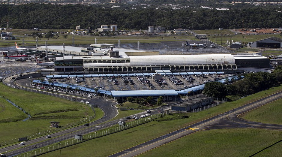 Aeroporto Salvador  (Foto: Wikipedia)