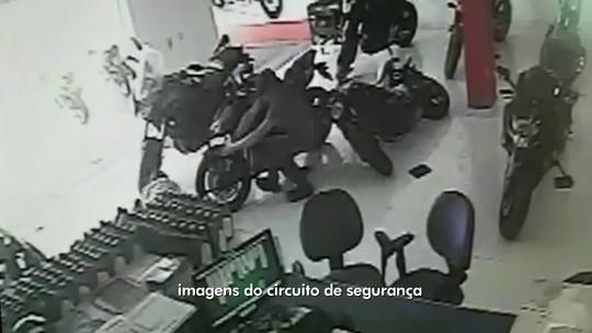 Morre dono de loja de motos baleado após reagir a assalto no DF