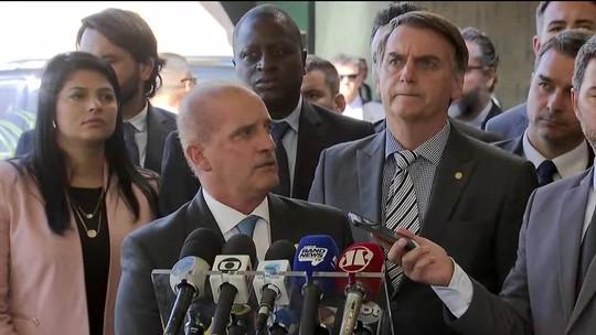 Bolsonaro anuncia mais três ministros do futuro governo