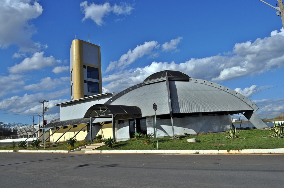 Aeroporto de Varginha deverá ter pista ampliada até janeiro — Foto: Divulgação / Prefeitura Varginha