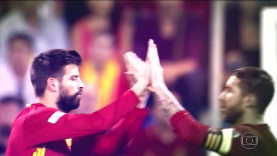 Seleções da Copa: Caio explica a mistura de juventude e experiência da Espanha