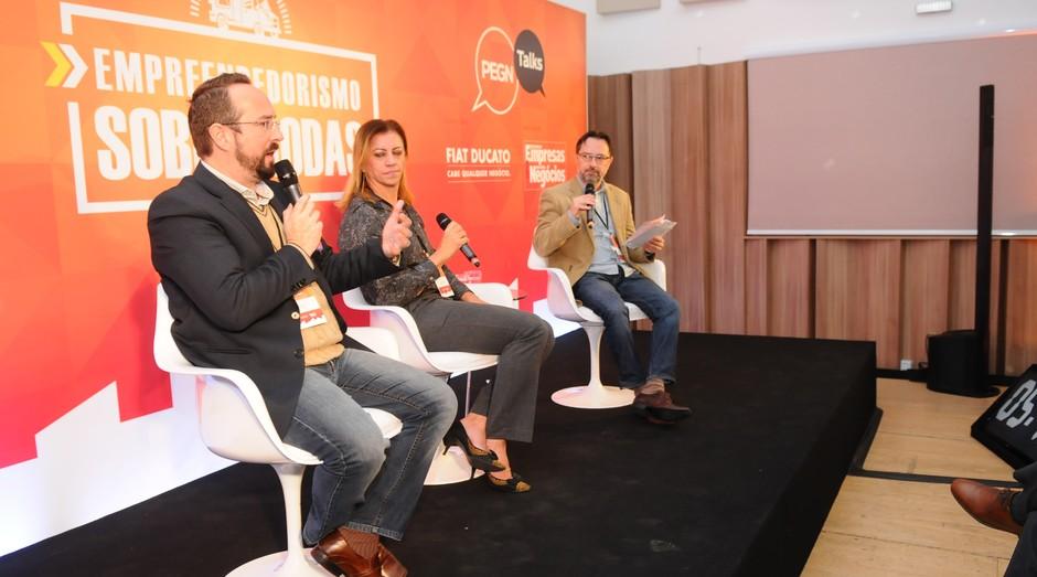 PEGN Talks  (Foto: Rafael Jota)