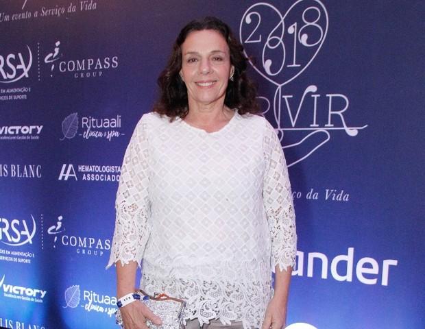 Rosi Campos (Foto: AgNews/Wallace Barbosa)