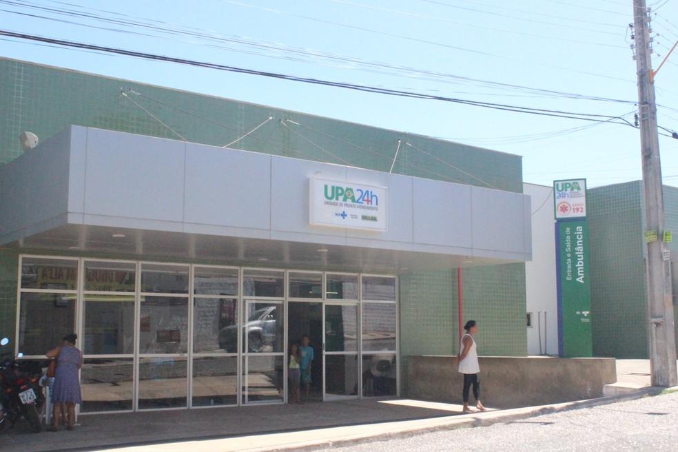 Duas vítimas foram atendidas na UPA do Renascença (Foto: Catarina Costa/G1 PI)