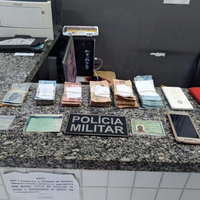 Suspeitos de assaltarem PM e de balearem outro policial militar são presos no interior do Maranhão