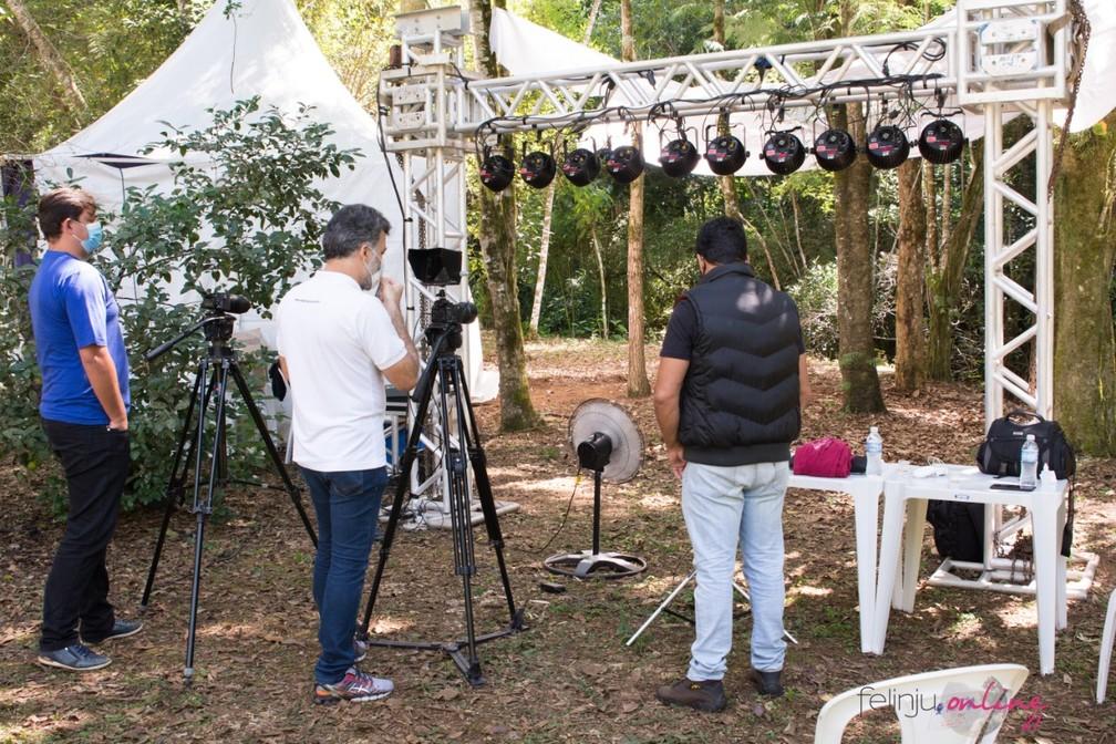 Felinju online 2021 começa nesta quarta-feira (28) — Foto: Bia Marques