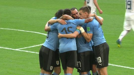 Copa do Mundo da Rússia chega a seis gols contra e iguala recorde de Mundial de 1998